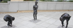 Gorbals Boys statue